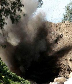 Bonifica ordigni: gli artificieri della Sassari bonificano due granate di artiglieria nel Cagliaritano