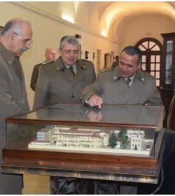 COMLOG Esercito: il Comandante gen De Leverano in visita al Dipartimento medicina legale di Padova